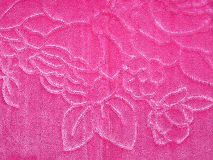 luxus tagesdecke kuscheldecke decke rosa pink 160x200cm. Black Bedroom Furniture Sets. Home Design Ideas